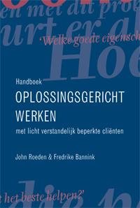 Cover image Handboek oplossingsgericht werken met licht verstandelijk beperkte clienten