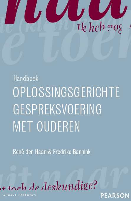 Cover image Handboek oplossingsgerichte gespreksvoering met ouderen