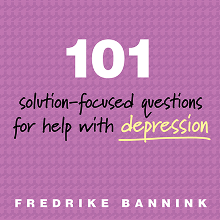 Cover image 101 Solution-Focused Questions for Help with Depression