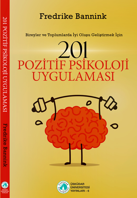 Cover image 201 Positive Psychology Applications – Turkish edition