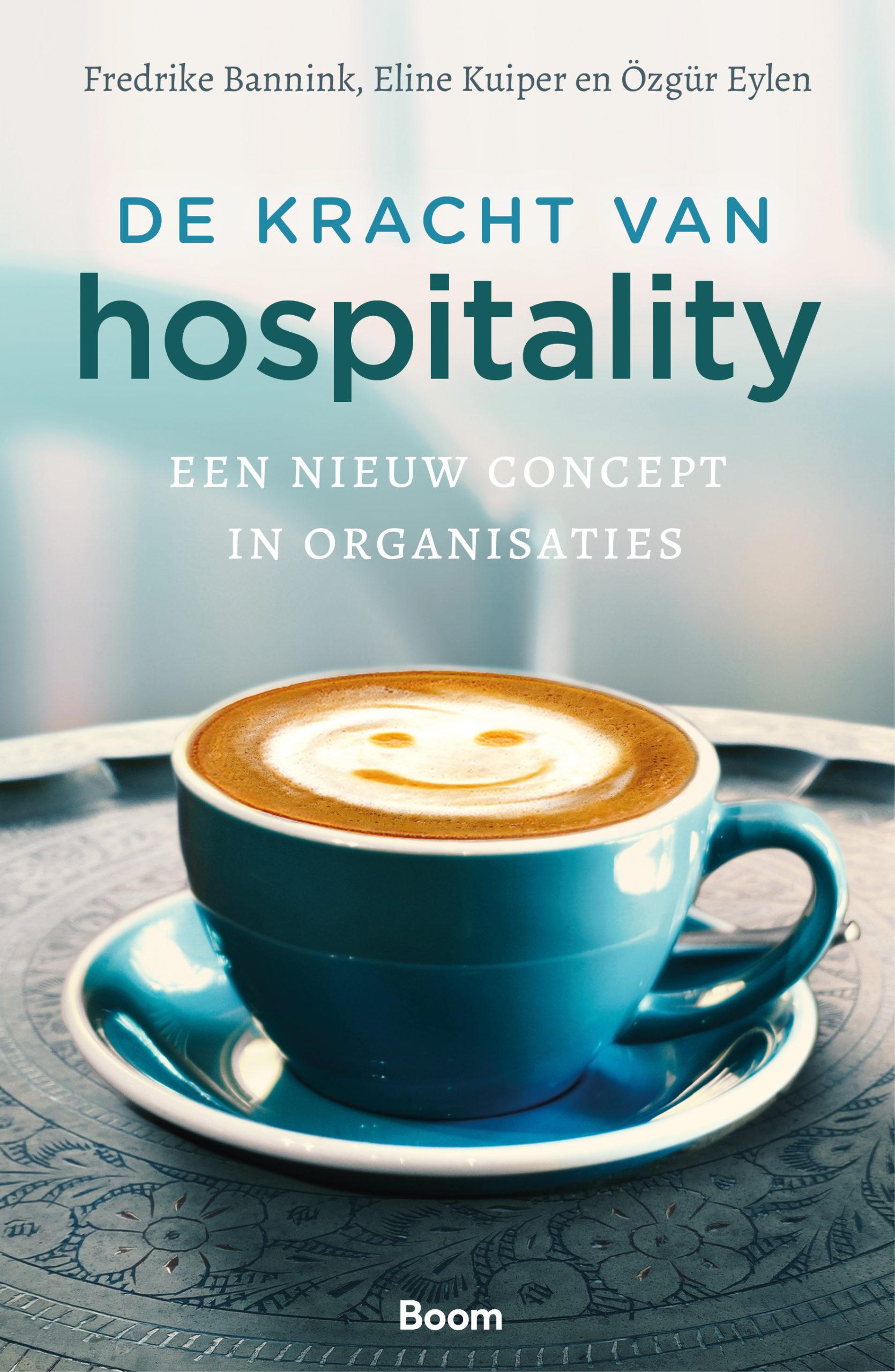 Cover image De kracht van hospitality