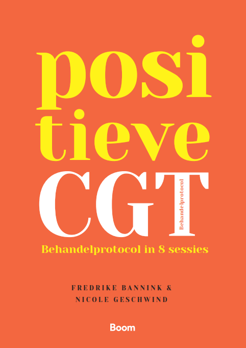 Cover image Positieve CGT – Behandelprotocol in 8 sessies