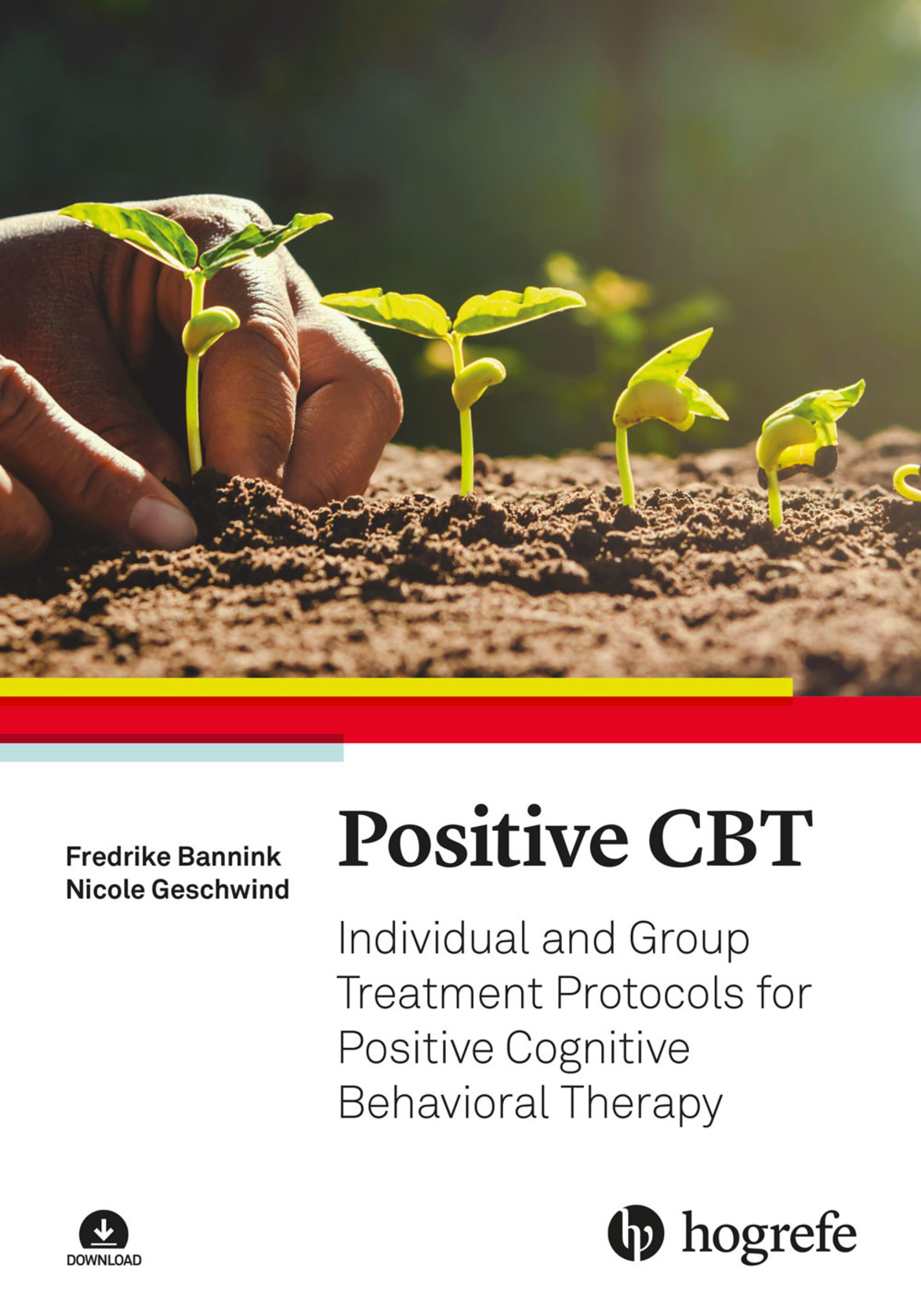 Cover image Positive CBT – Individual and Group Protocols